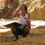 Fase di documentazione: il rilievo delle unità stratigrafiche