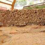 Particolare muratura in pietra, settore 7000