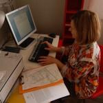 Fase di documentazione: informatizzazione della documentazione redatta sul campo