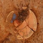 Piatto in ceramica depurata