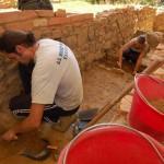 Fasi di scavo