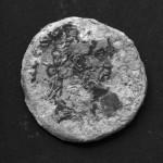 Moneta, verso, emissione imperatore Antonino Pio